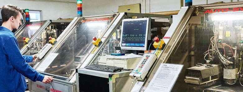 Produkcja płytek obwodów drukowanych PCB