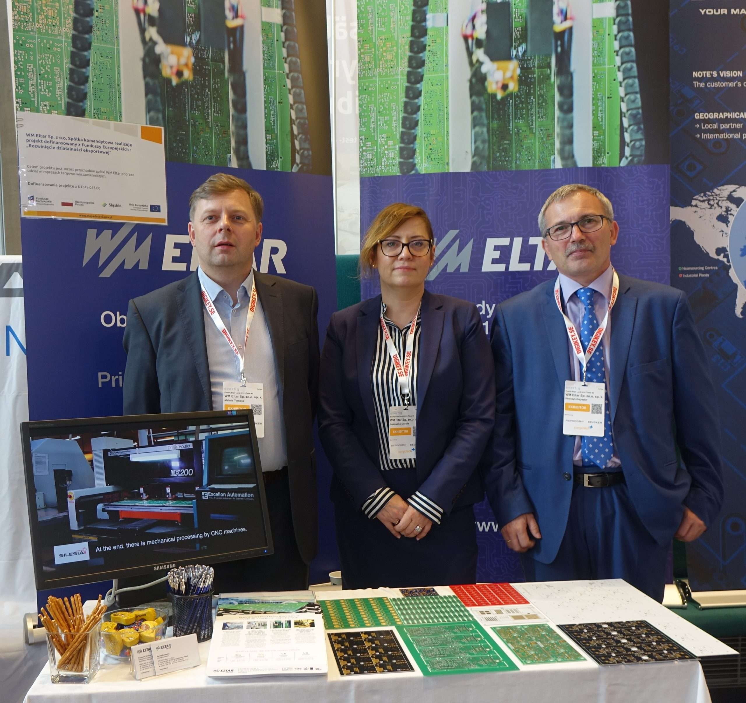 EVERTIQ EXPO, LUND / SWEDEN 1
